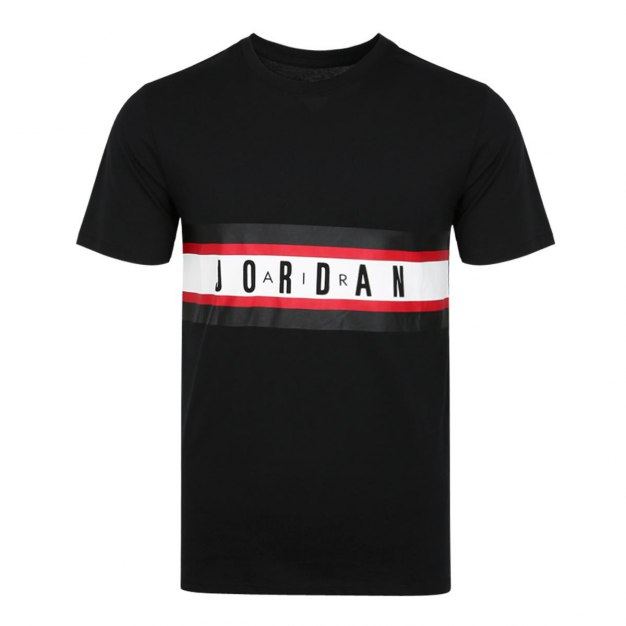 Short Sleeve Standard Round Neck Men's T-Shirt