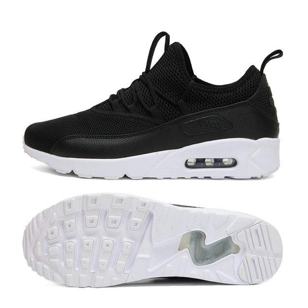 Black Portable Men's Casual Shoes