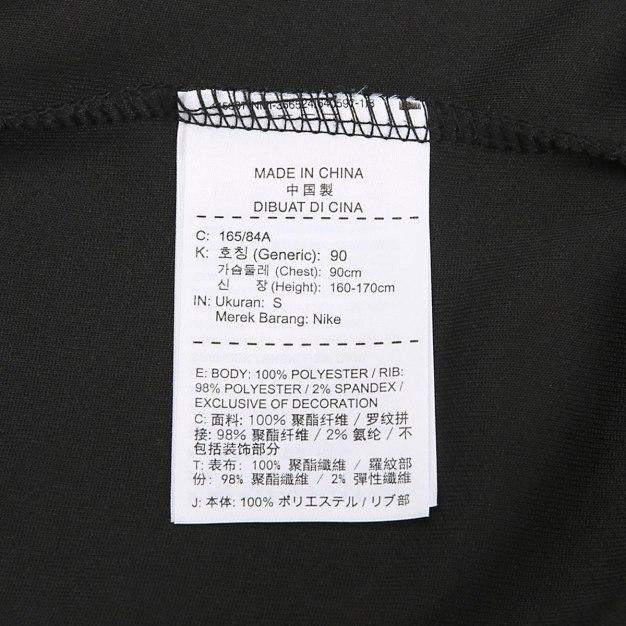 블랙 긴소매 표준 바람막이 남성 재킷