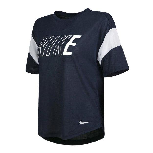 Blue Short Sleeve Standard Women's T-Shirt