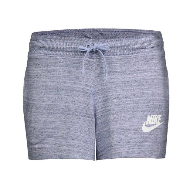 Blue Short Portable Women's Pants